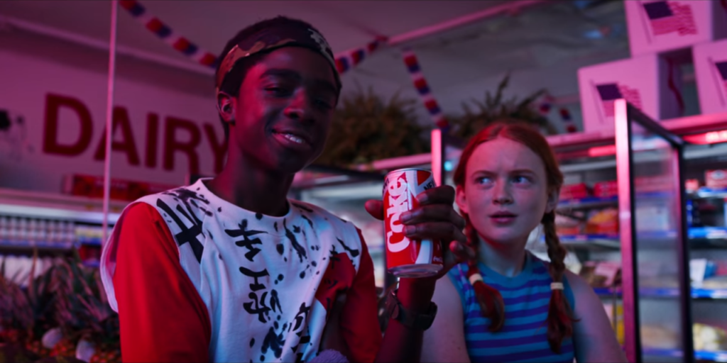 Featured image_Coke product placement in Stranger Things